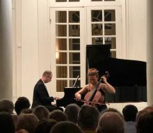 21 kwietnia 2018. Koncert w Castel d´Ursel, Hingene, Belgia.