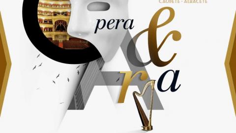 2 de agosto de 2019. Concierto inaugural del Festival Internacional ArNova. Caudete, Albacete.