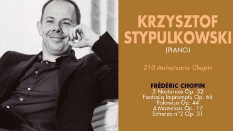 1 de marzo de 2020. Concierto en Valldemossa, Mallorca. 210 Aniversario de Fryderyk Chopin